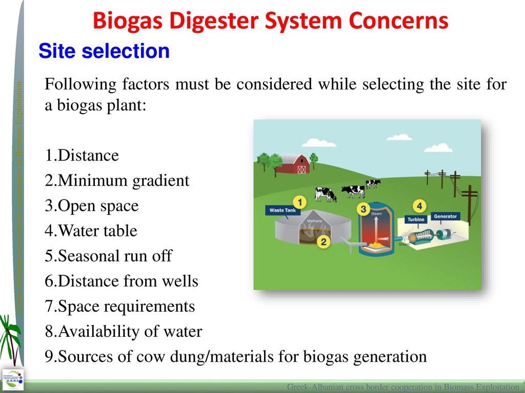 Site Selection For Biogas Plant Worksheet And Wiring Diagram Download Digester Overview Of Anaerobic Digestion Digesters Ppt Rh Slideplayer Com Schematic Homemade