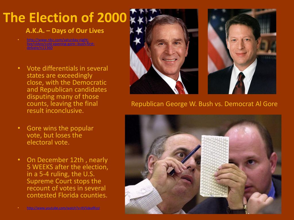 George W Bush Ppt Download