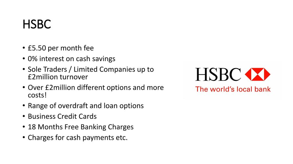 Business finance funding business banking ppt download 23 hsbc reheart Image collections