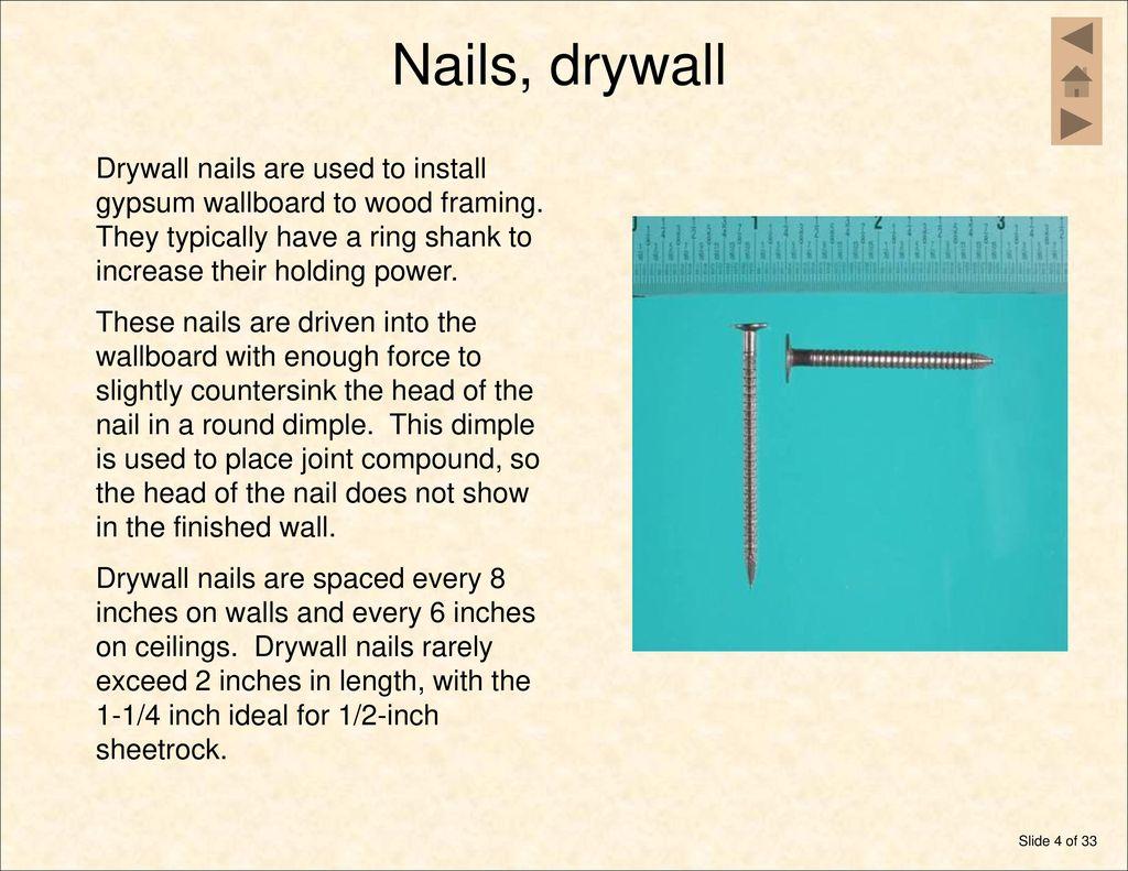 4 Nails ...
