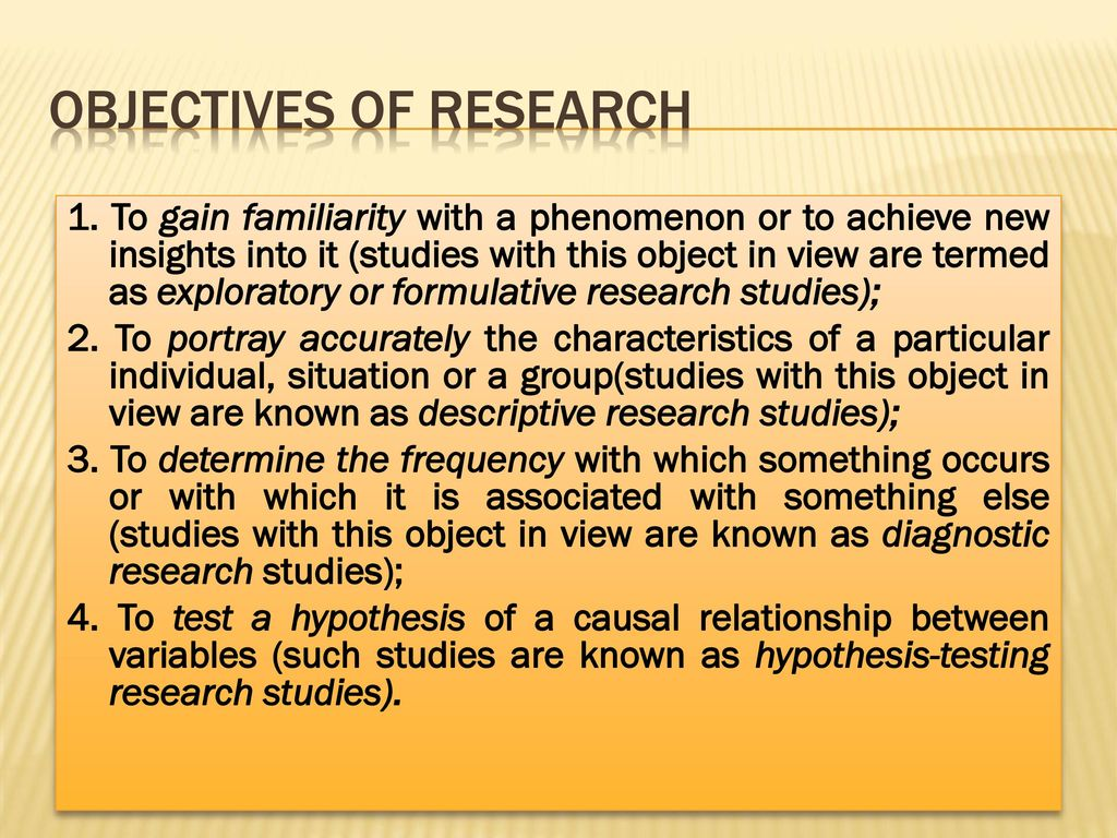 Lecture Notes on Research Methodology - ppt download