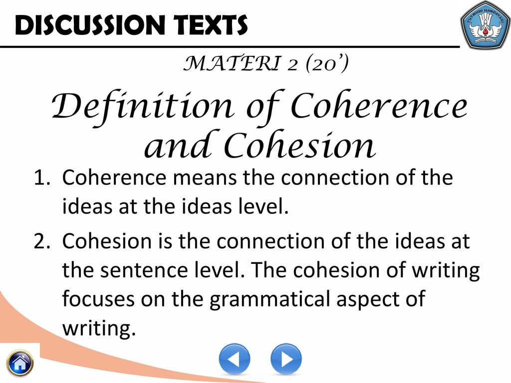 Profesional learning discussion texts ppt video online download 32 answer cohesive devices ccuart Images