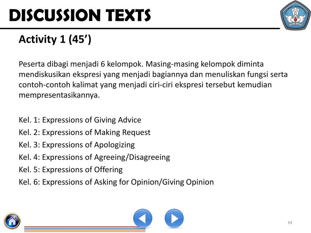 Profesional Learning Discussion Texts Ppt Video Online Download