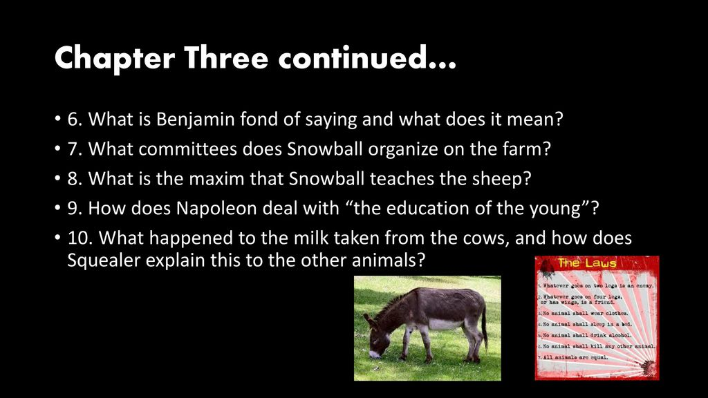 Animal Farm By George Orwell Ppt Video Online Download