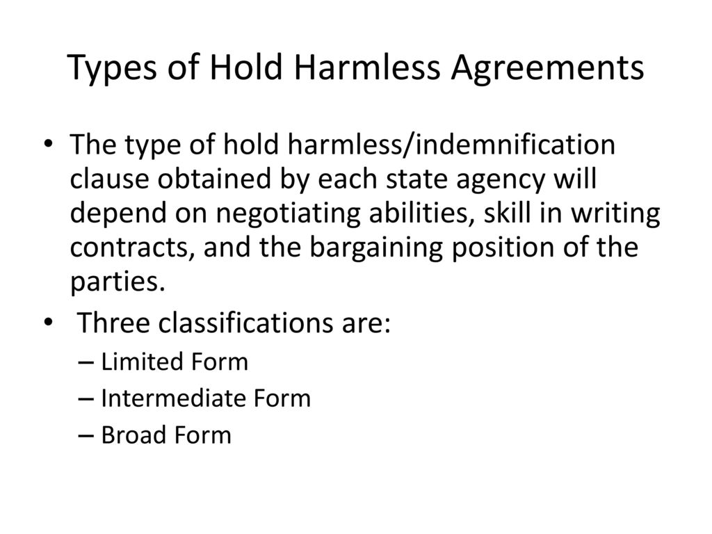 Contracts A Contract Is An Agreement Between Two Or More