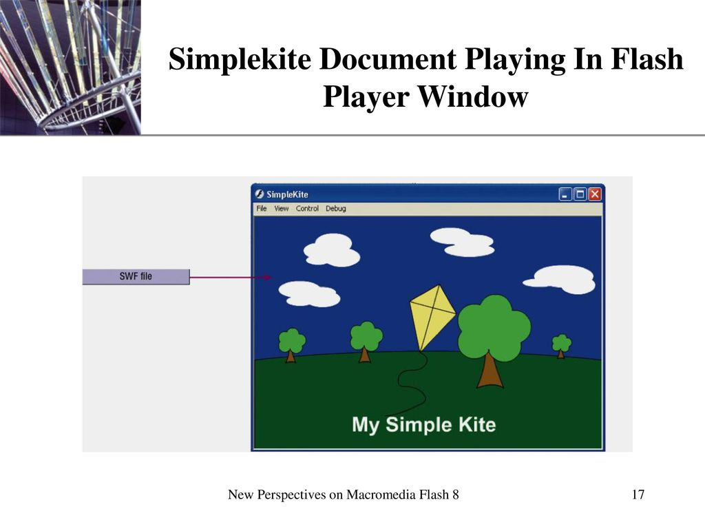 You Need Flash Player 8 To View This Site Introducing Macromedia Ppt Download Simplekite Document Playing In Window