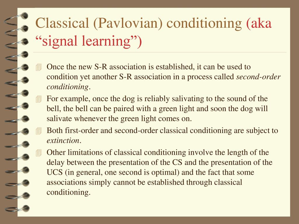 Cognitive learning theory.