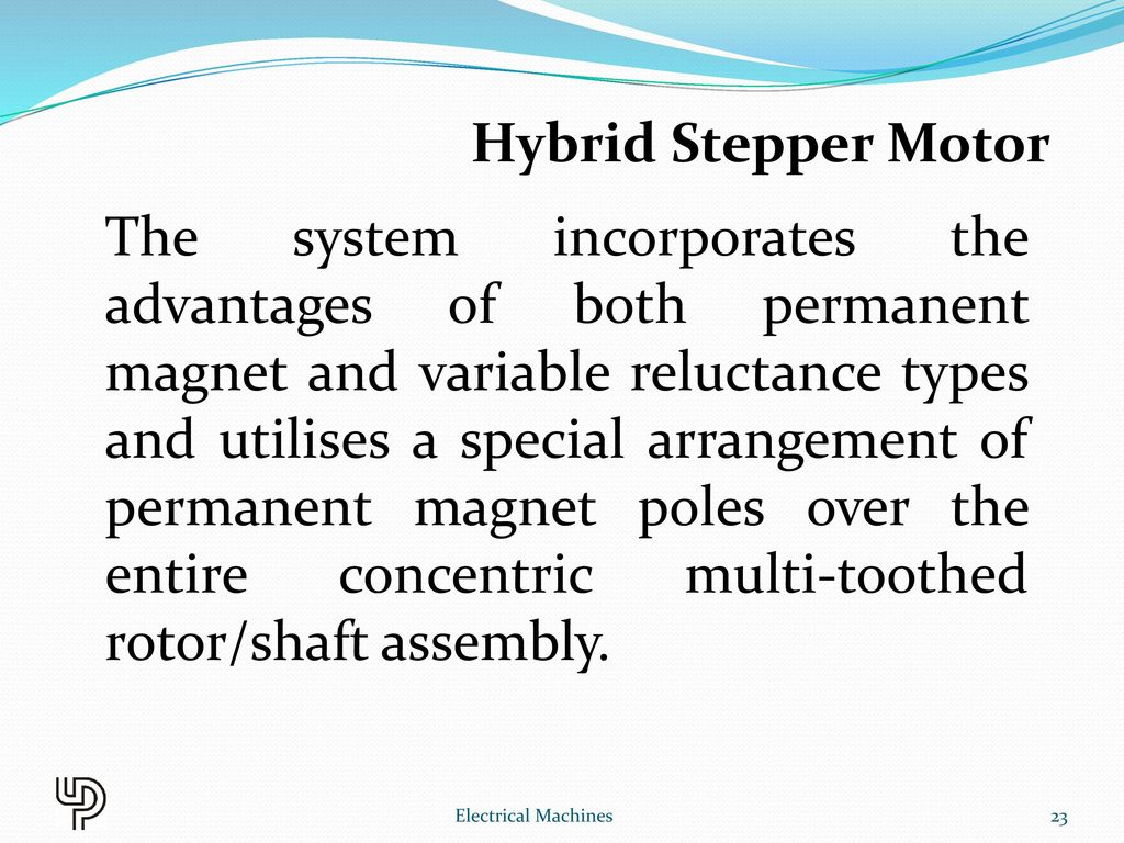 CHAPTER 11 SPECIAL MACHINES Electrical Machines  - ppt download