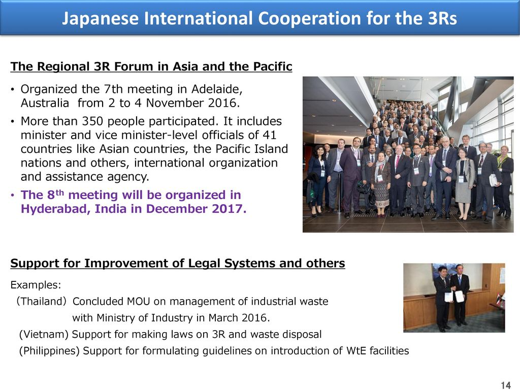 Marine litter and management - Japanese experience and best