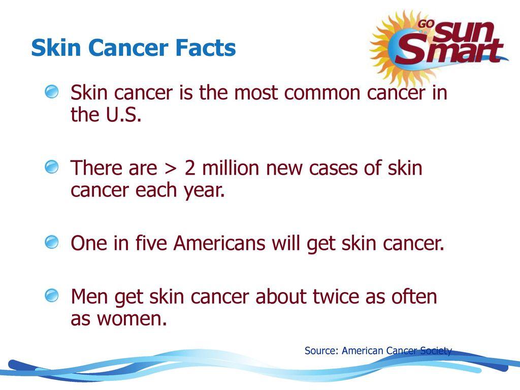 The Skin Cancer Problem Ppt Download