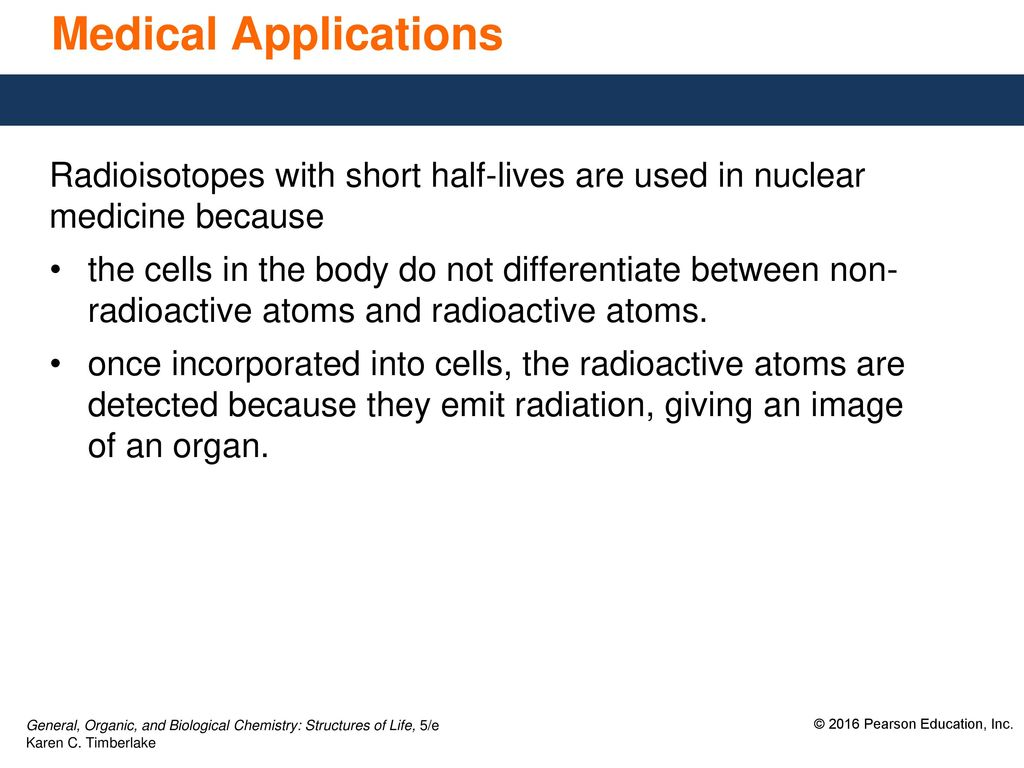 application of radioisotopes in medicine