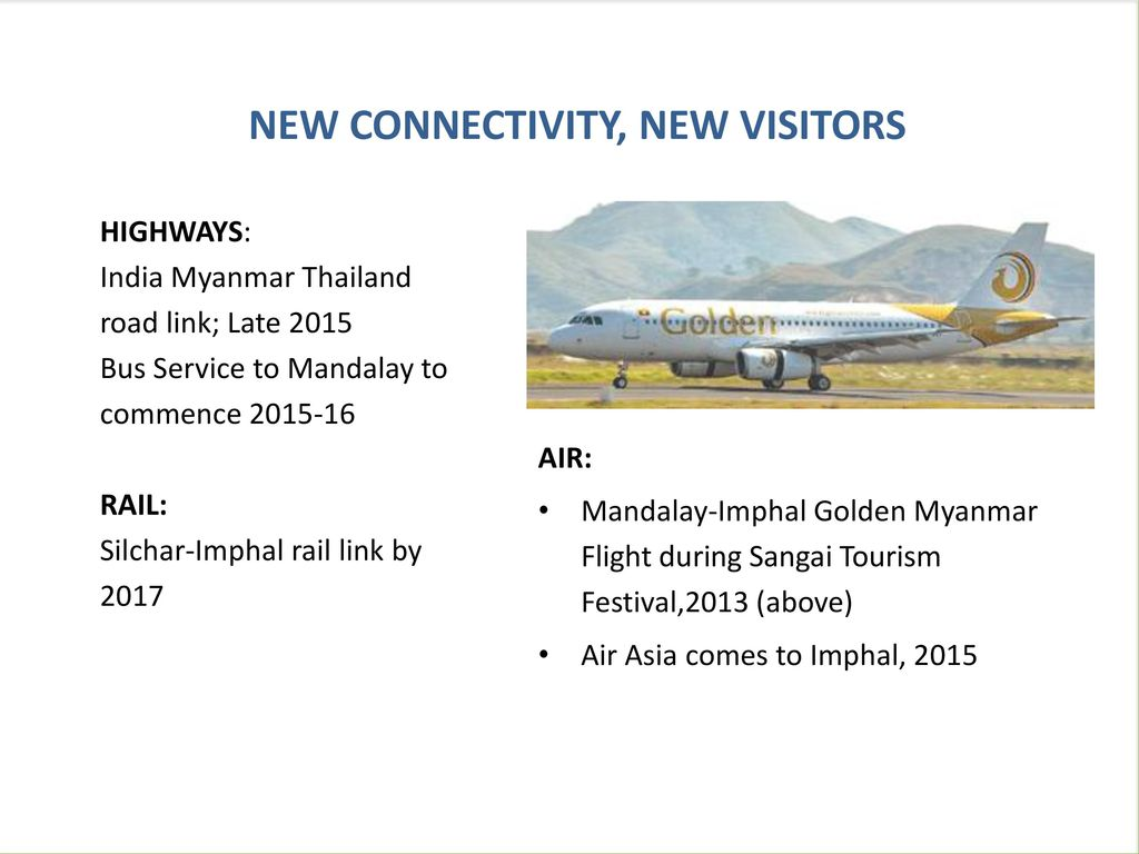 Manipur India's Gateway to South East Asia - ppt video online download