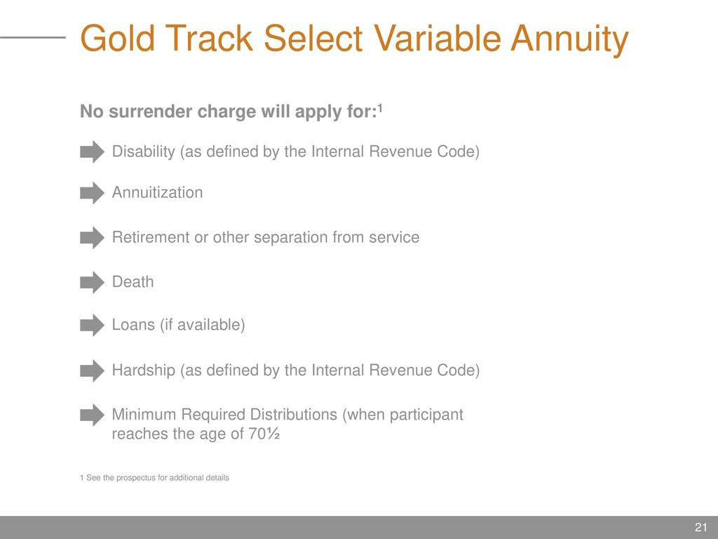 gold track select preparing to reach your retirement goals - ppt