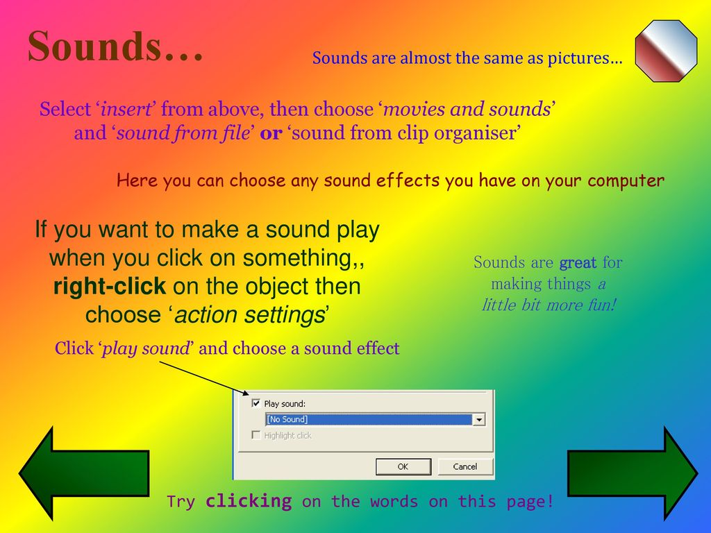 How to make things a little more interesting!! - ppt download