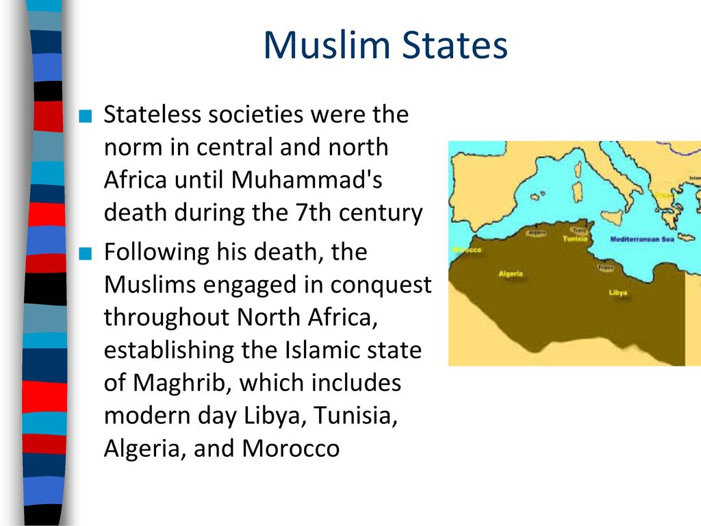 stateless societies in africa