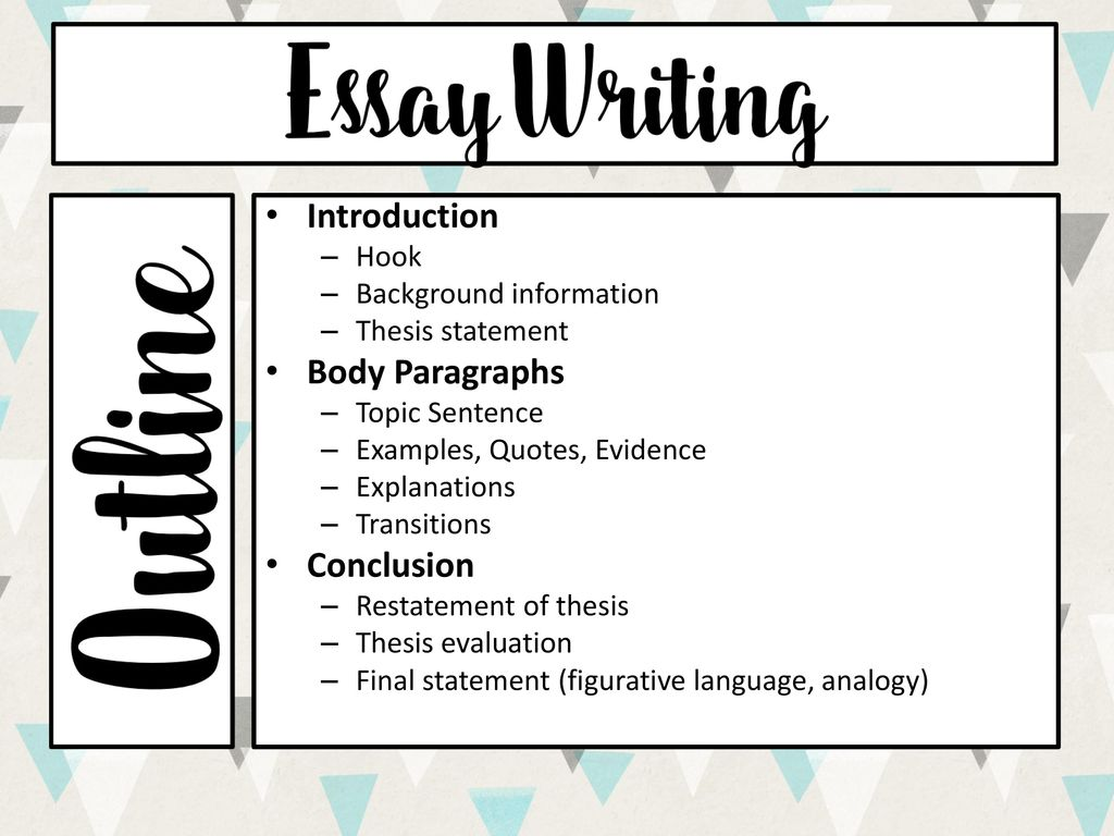 Essay Writer Online Introduction Body Paragraphs Conclusion Hook Background Information Bill Clinton Essay also Moby Dick Essays Informative Essay  Nonfiction Writing That Provides Information To  Classification Essay On Shoes