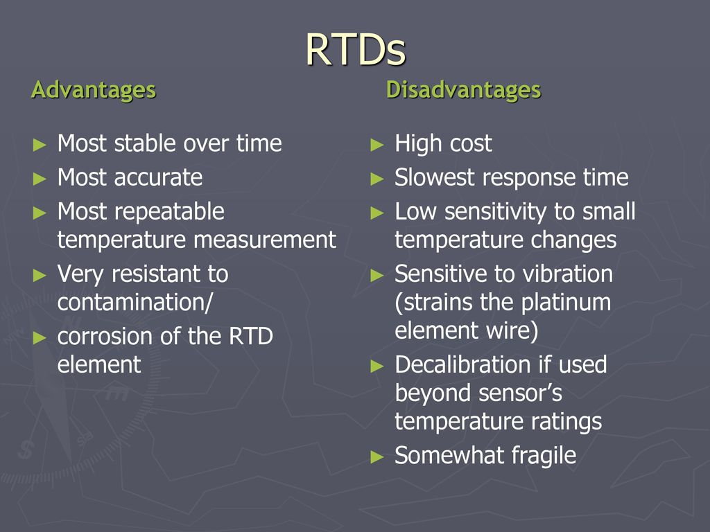Temperature Sensors. - ppt download