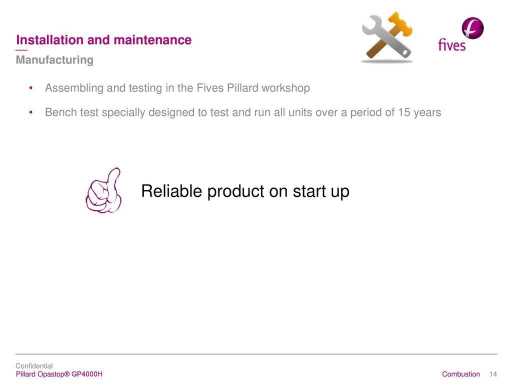 Pillard Opastop® GP4000H presentation - ppt video online download