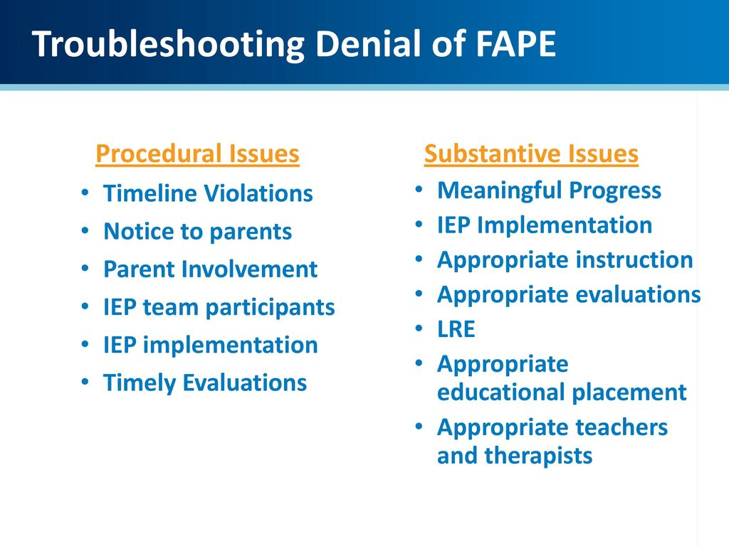 Trump Administration Weighs In On Fape >> Williams Connolly June 6 Ppt Download