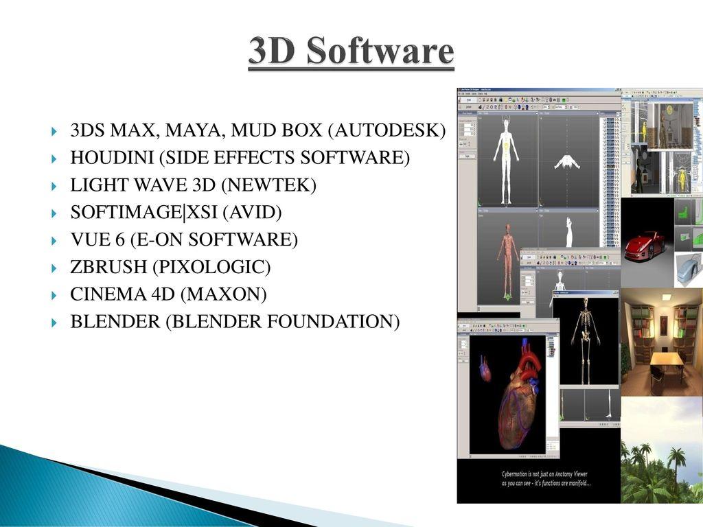 3-D Technology  - ppt download