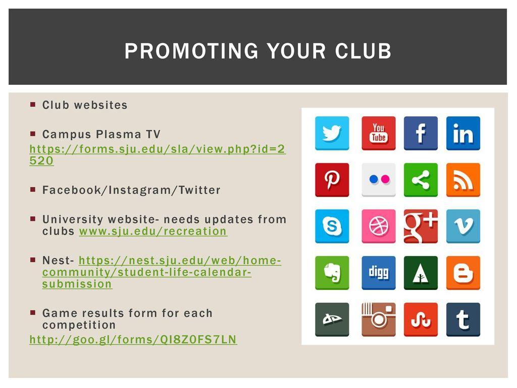 Sju Calendar.Saint Joseph S University Club Sport Leader Orientation Ppt Download
