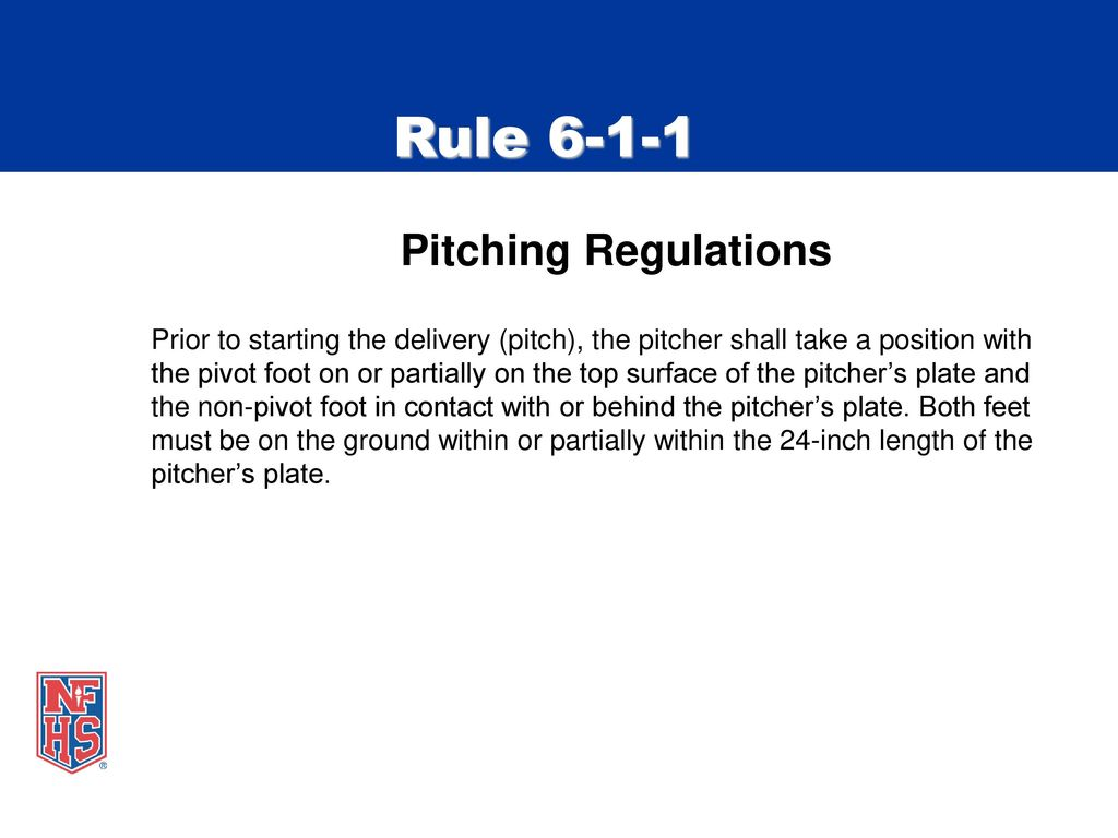 Nfhs Softball Pitching Ppt Download