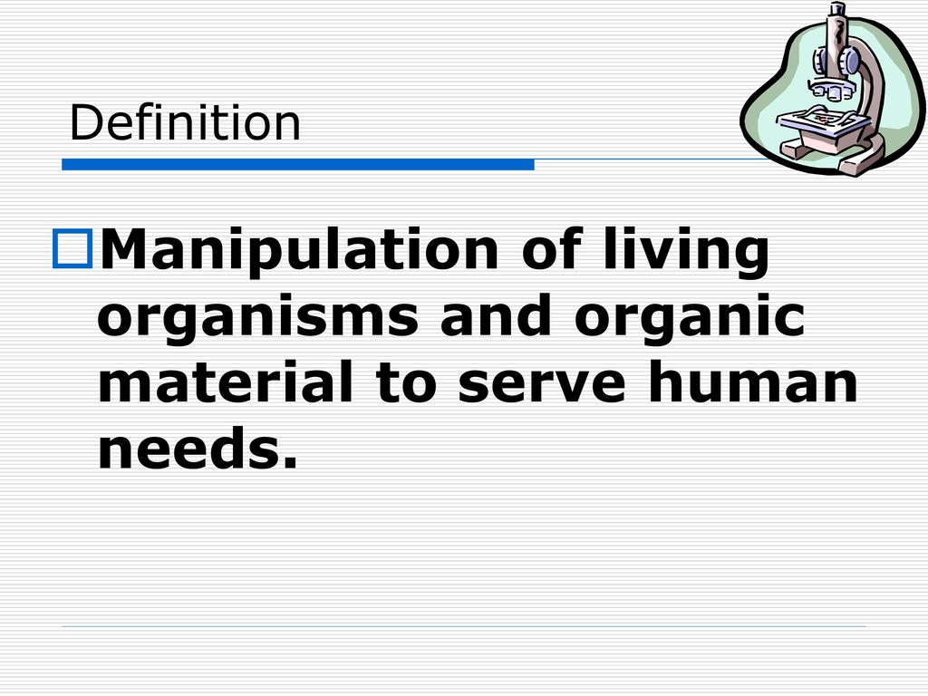 what is biotechnology?. - ppt download