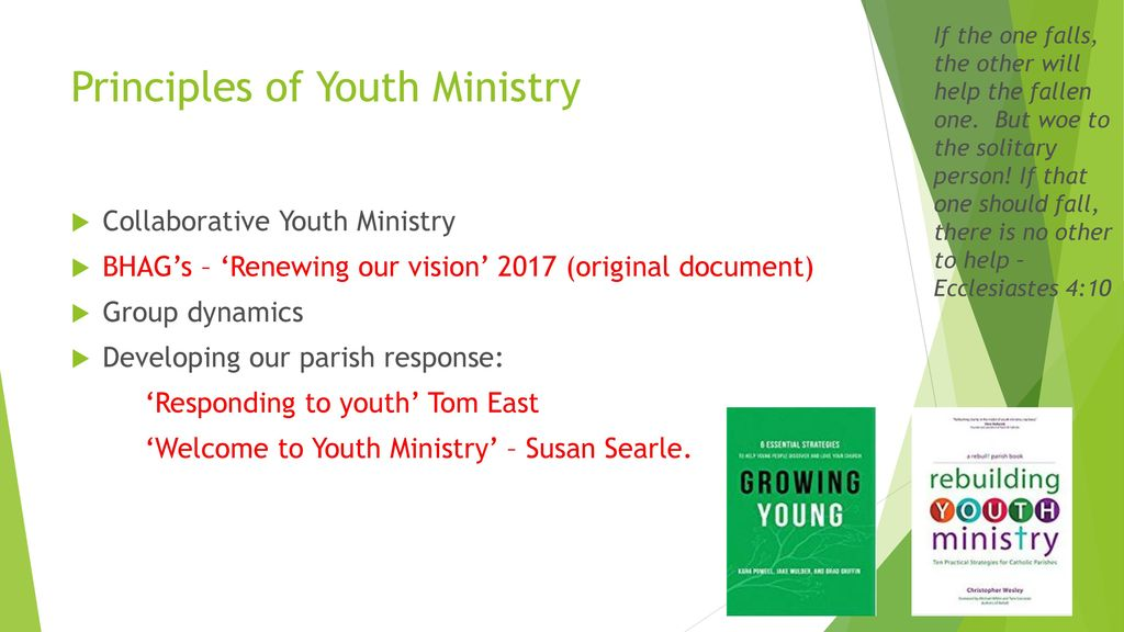 CYM Mini-Module 1 'Renewing our vision' - ppt download