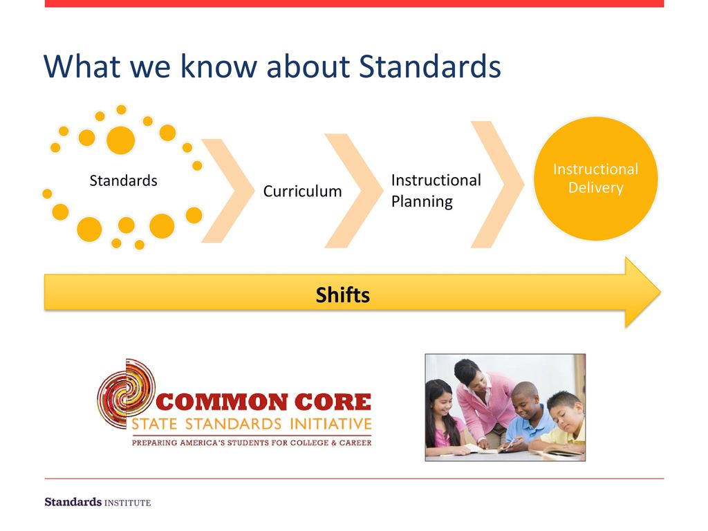 What we know about Standards
