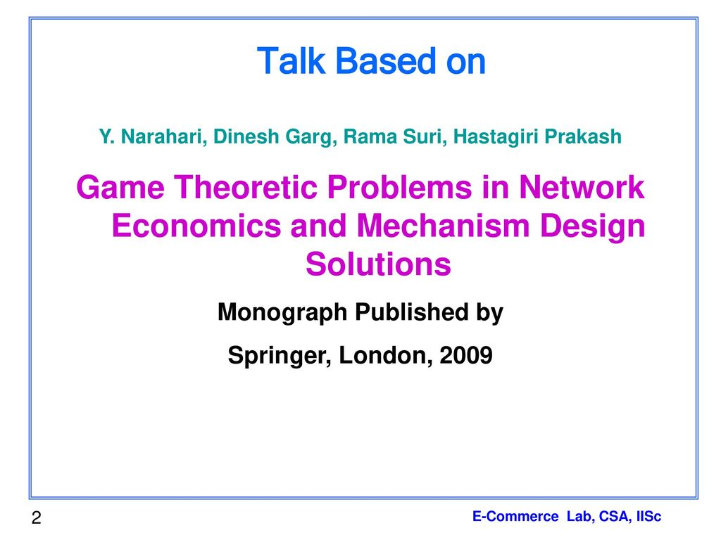 game theory and applications ppt download rh slideplayer com