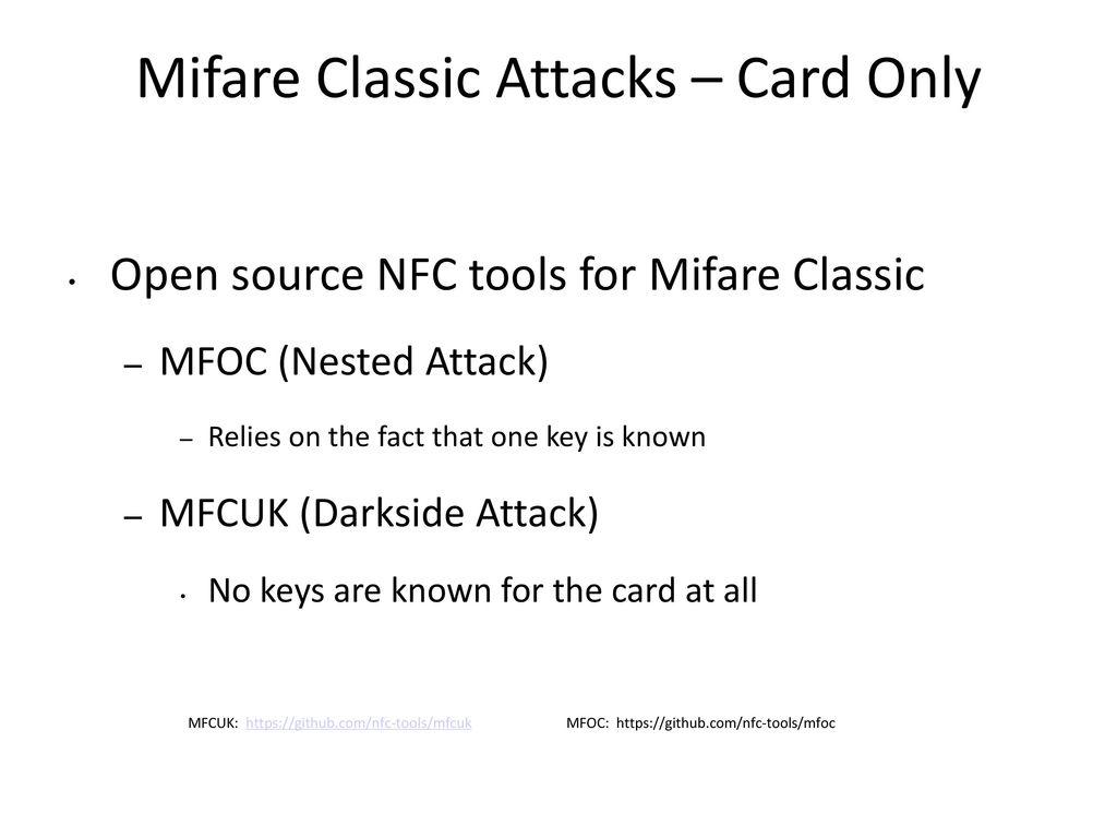install mfoc windows
