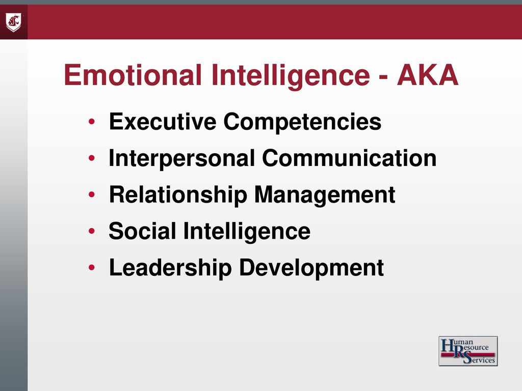 emotional intelligence advantages and disadvantages Being able to identify and recognise emotions, consciously think about them and use them in a logical manner are the main components of emotional intelligence.