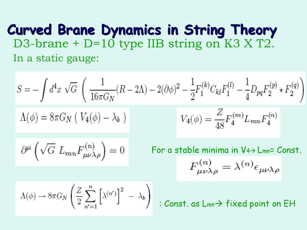 Dept of Physics & Astrophysics - ppt download