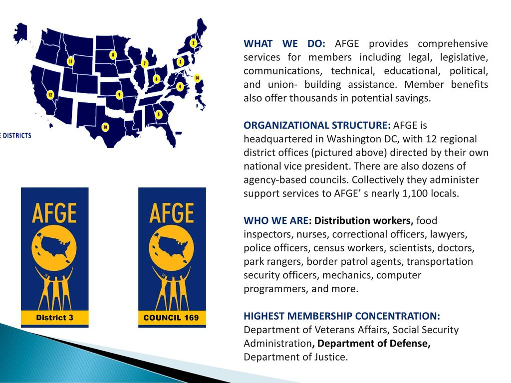 WELCOME AFGE LOCAL 2004 Union Hall – Building ppt download