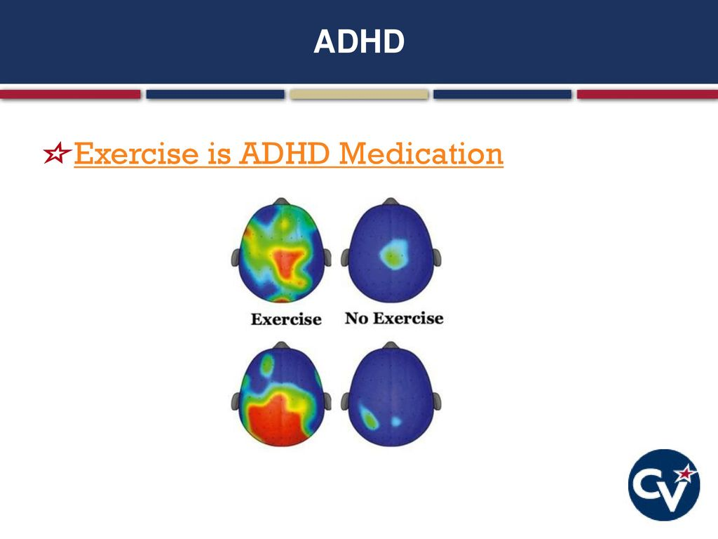 Exercise Is Adhd Medication >> Exercise And The Brain Matt Trout Supervisor Of Health Physical