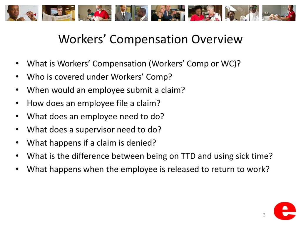 Workers' Compensation - ppt download