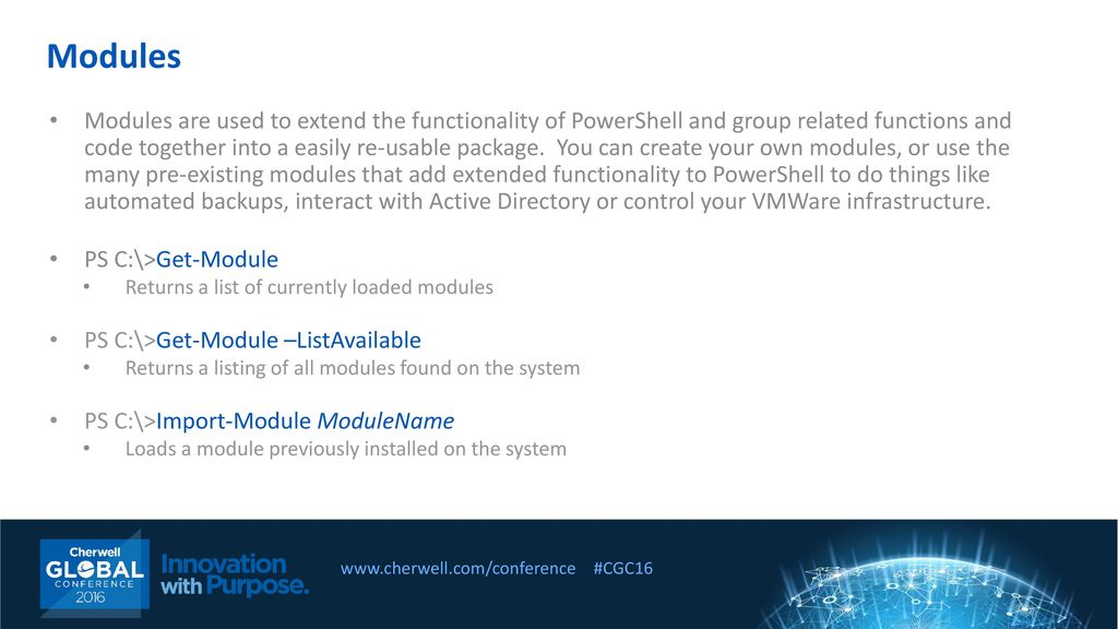 Building Powerful Workflow Automation with Cherwell and