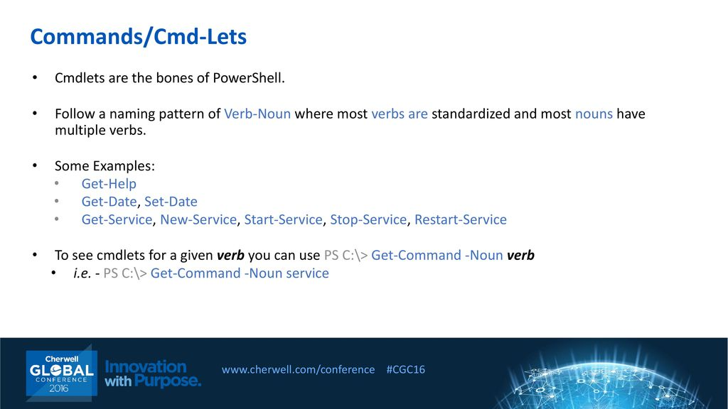 Building Powerful Workflow Automation with Cherwell and PowerShell