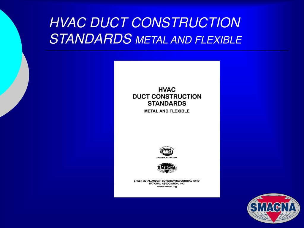 Hvac Duct Constrction Examples Ppt Download Drawing Example 2
