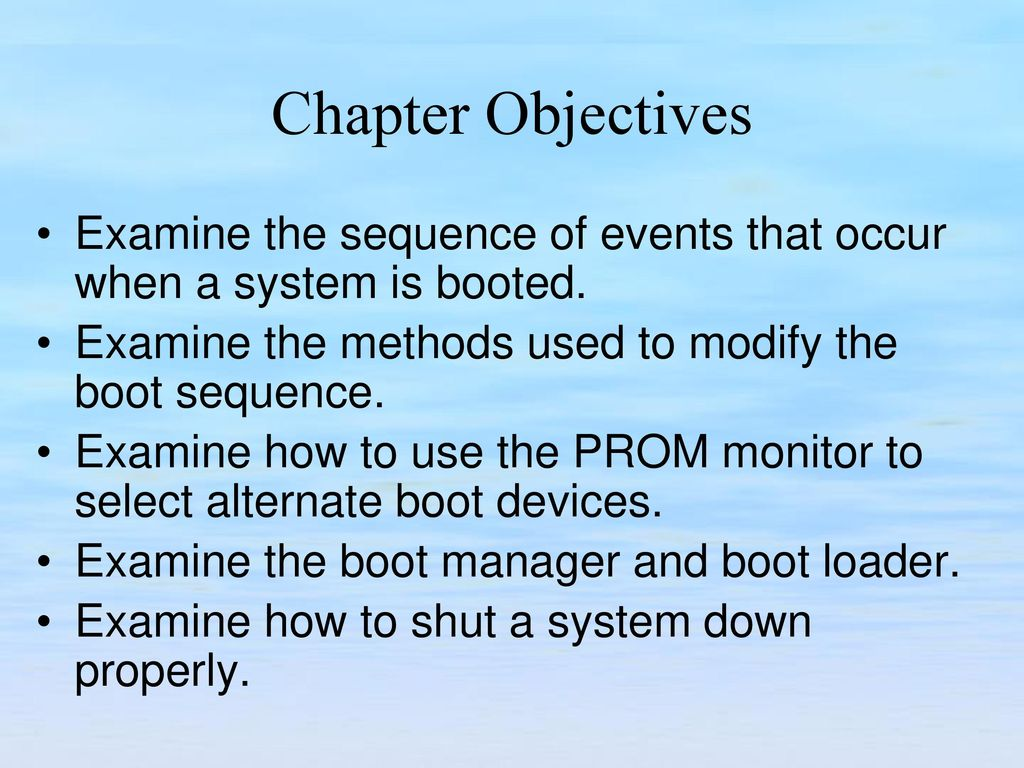 An Introduction to System Administration - ppt download