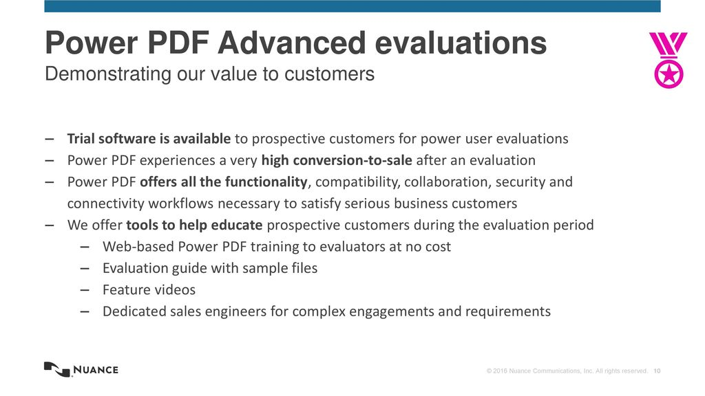 Power Pdf Advanced Trial