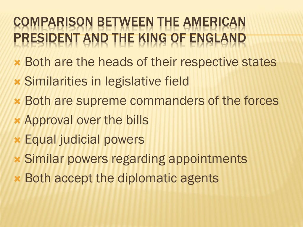 comparison between uk and us constitution pdf