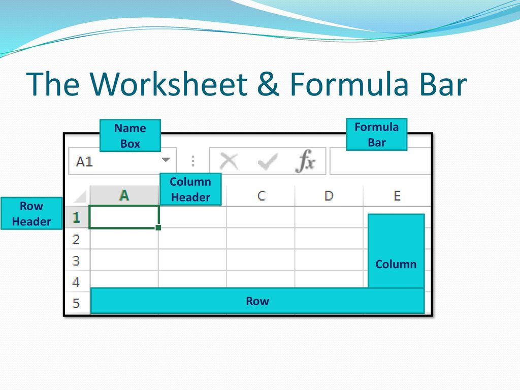 Microsoft Office: Excel - ppt download