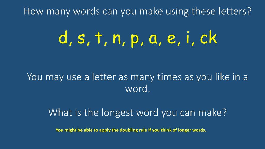 Spelling For Older Students Ppt Download