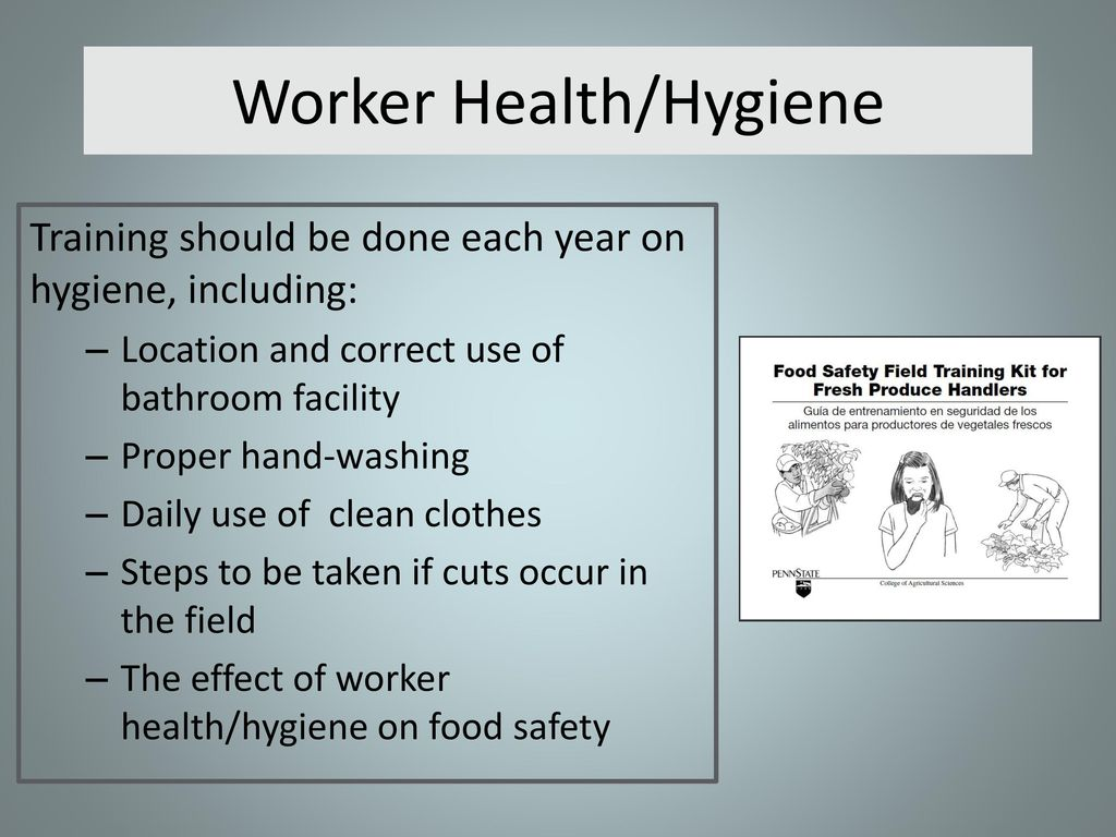 Advanced Food Hygiene Exam Questions