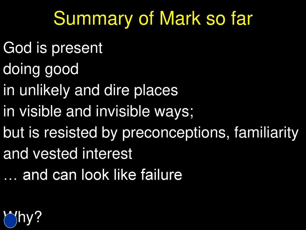 so far from god summary