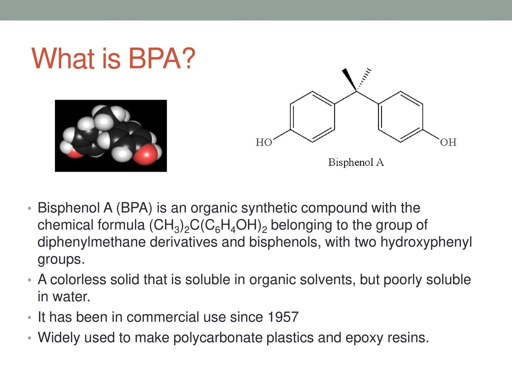 BISPHENOL A (BPA) D  KOURETAS ppt download