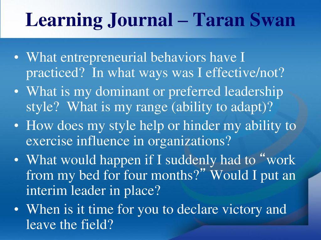 taran swan