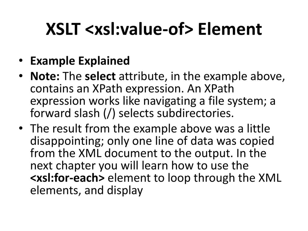 XSLT Introduction. - ppt download