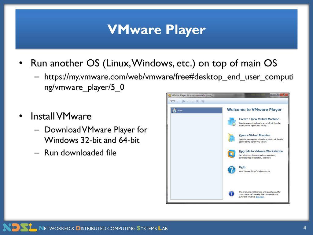 vmware player download 64 bit
